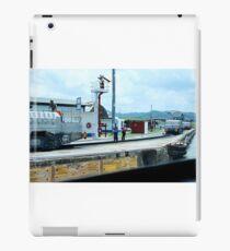 Workmen Panama Canal iPad-Hülle & Klebefolie