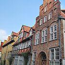 Lübeck - façade [1] by NordicBlackbird