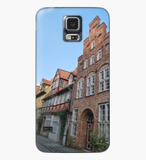 Lübeck - façade [1] Case/Skin for Samsung Galaxy