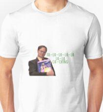 Dwight Schrute Princess Unicorn Office Unisex T-Shirt