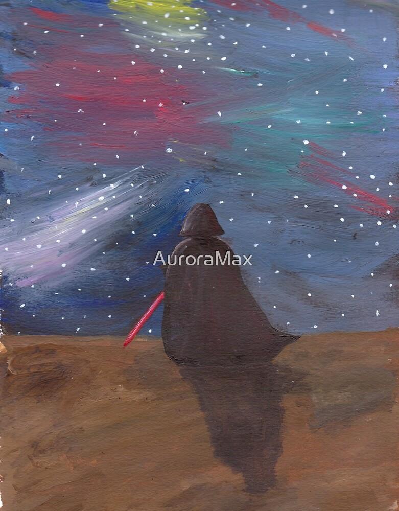 Darth Vader galaxy  by AuroraMax