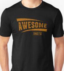Awesome Since '52 Unisex T-Shirt