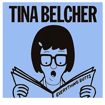 tina belcher by Wesleydm