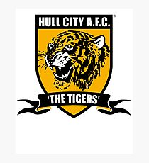 HULL CITY AFC Photographic Print
