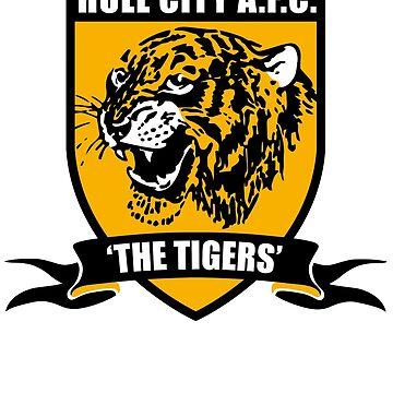 HULL CITY AFC by aingkeurlieur