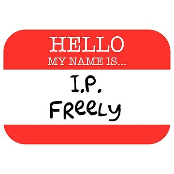 The Simpsons - Hello my name is I. P. Freely by doodle189
