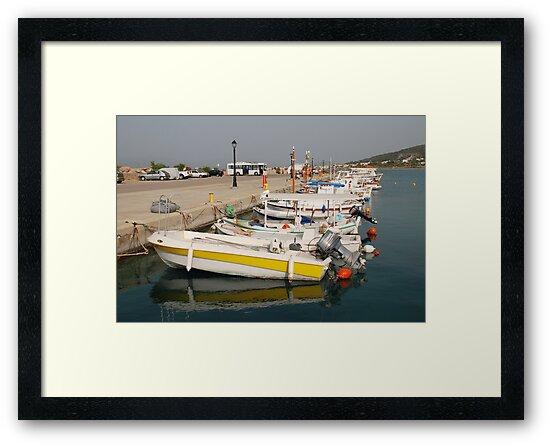 Agistri island, Greece by David Fowler