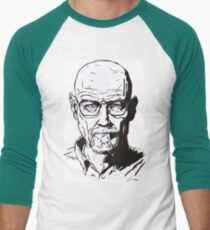 Walter White - Breaking Bad Men's Baseball ¾ T-Shirt