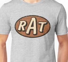 RAT - weathered/distressed Unisex T-Shirt