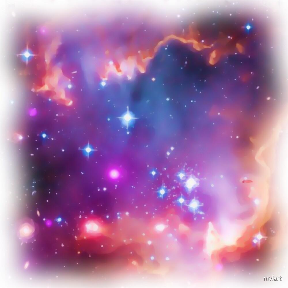 Galaxy by mvlart