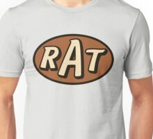 RAT - solid Unisex T-Shirt