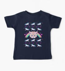 Der meiste Meowgical Pullover Baby T-Shirt