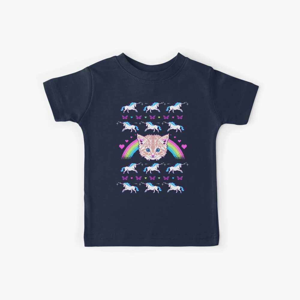 Most Meowgical Sweater Kids T-Shirt