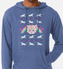 Most Meowgical Sweater Lightweight Hoodie