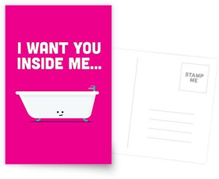 Character Building - Valentines - Bathtub - Inside Me by SevenHundred