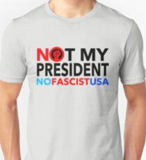 No Fascist USA T-Shirt