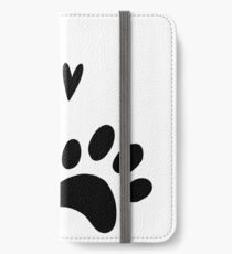 Miraculous Ladybug Chat Noir and Ladybug Signatures iPhone Wallet/Case/Skin