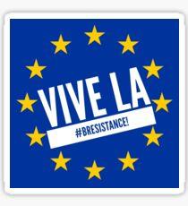Vive la Bresistance Sticker