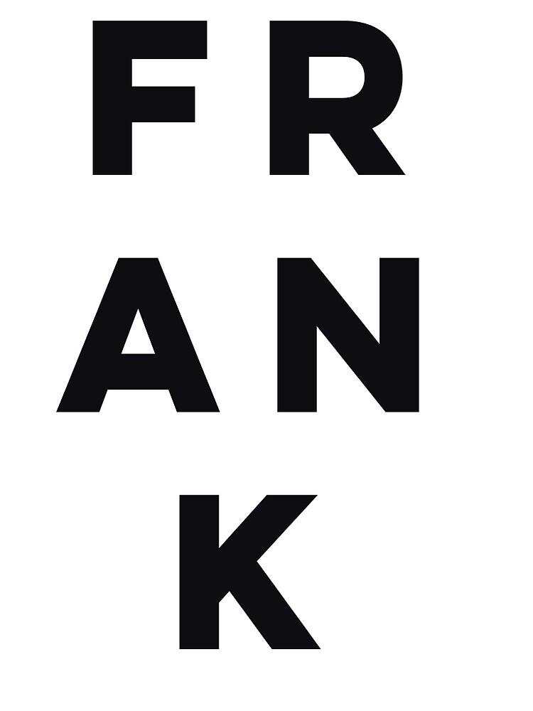 Frank by echardphoto