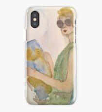 Gute Reise iPhone Case/Skin