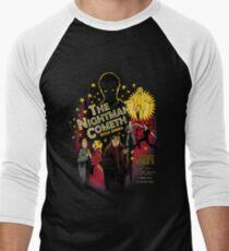 He Cometh Men's Baseball ¾ T-Shirt