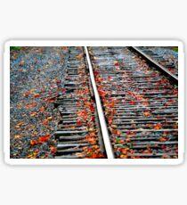 Autumnal Sticker