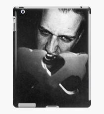 Vampire and Crucifix iPad Case/Skin
