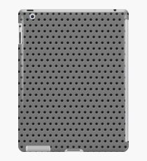Industrial Silver Grate iPad Case/Skin