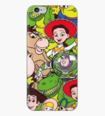 All Over Toy Story Design iPhone Case