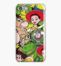 All Over Toy Story Design iPhone Case/Skin