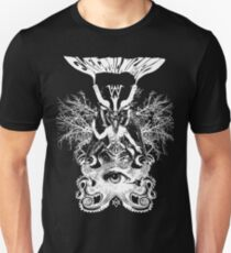 Electric Wizard - Baphomet (White) T-Shirt