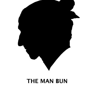 Man Bun by HaddadImages