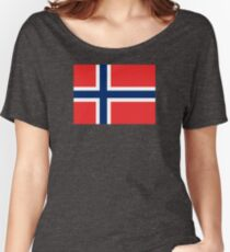 Norway - Standard Women's Relaxed Fit T-Shirt