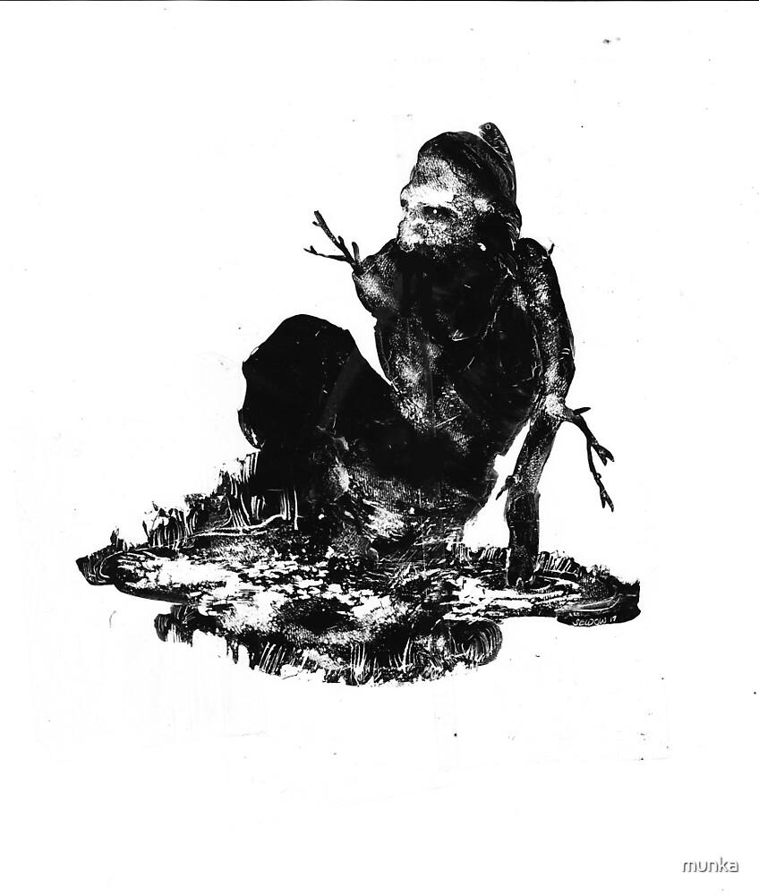 storyteller by munka