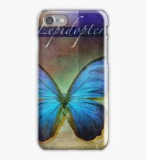 lepidoptera, anisoptera, butterfly and dragonfly iPhone Case/Skin