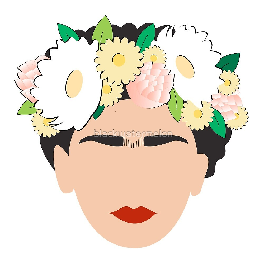 Frida Kahlo 2.0 by A V