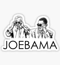 #joebama Sticker