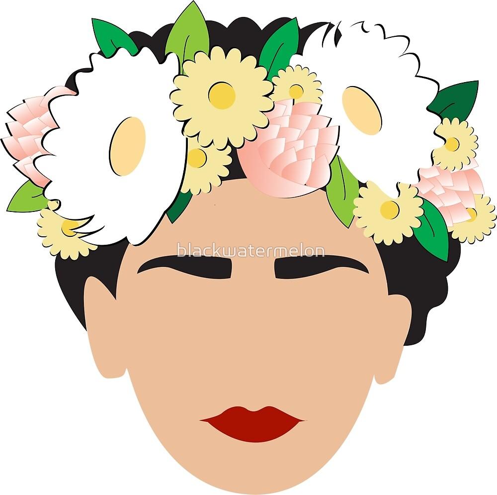 Frida Kahlo 2.0 (version 2) by A V