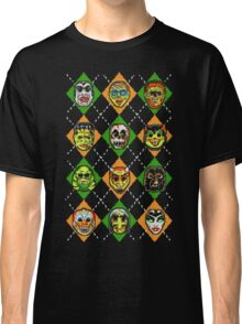 Scary Christmask Classic T-Shirt