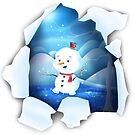 Tear It! ~ Snowbaby Line by We ~ Ivy