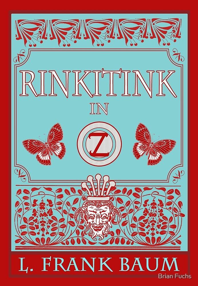 Rinkitink In Oz by Brian Fuchs