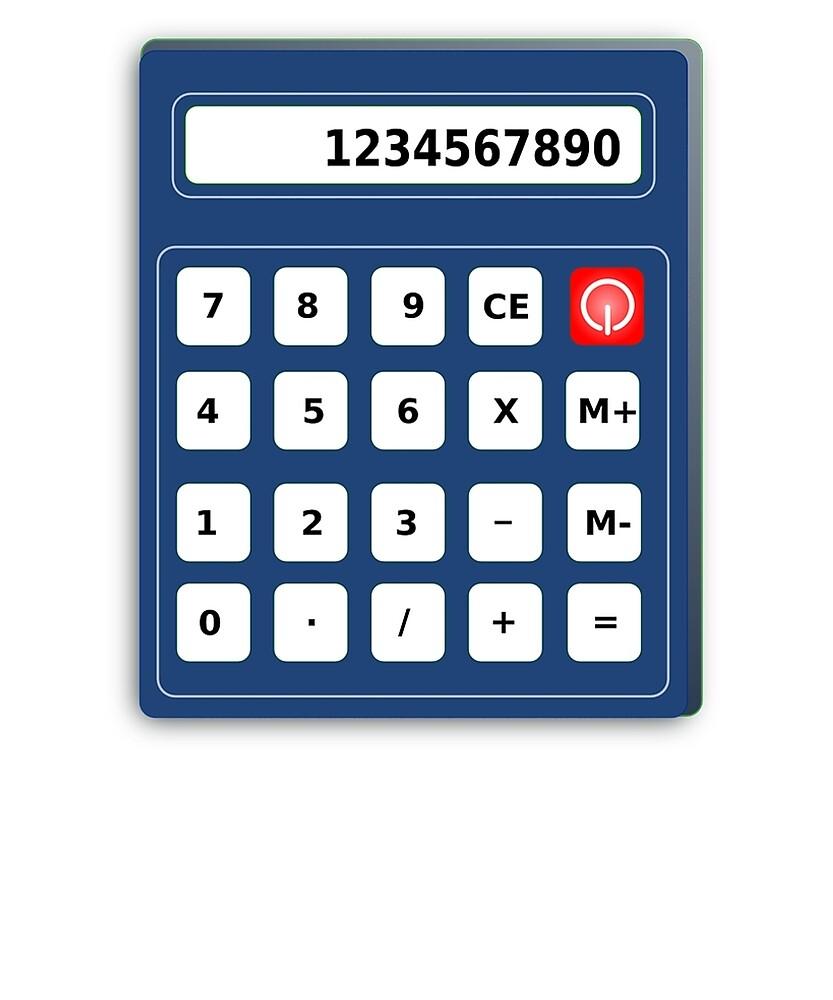 Human Calculator Cool Design Math Pi Tshirt by sixfigurecraft