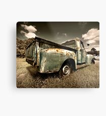 Abandoned 1951 Ford F-1 Metal Print