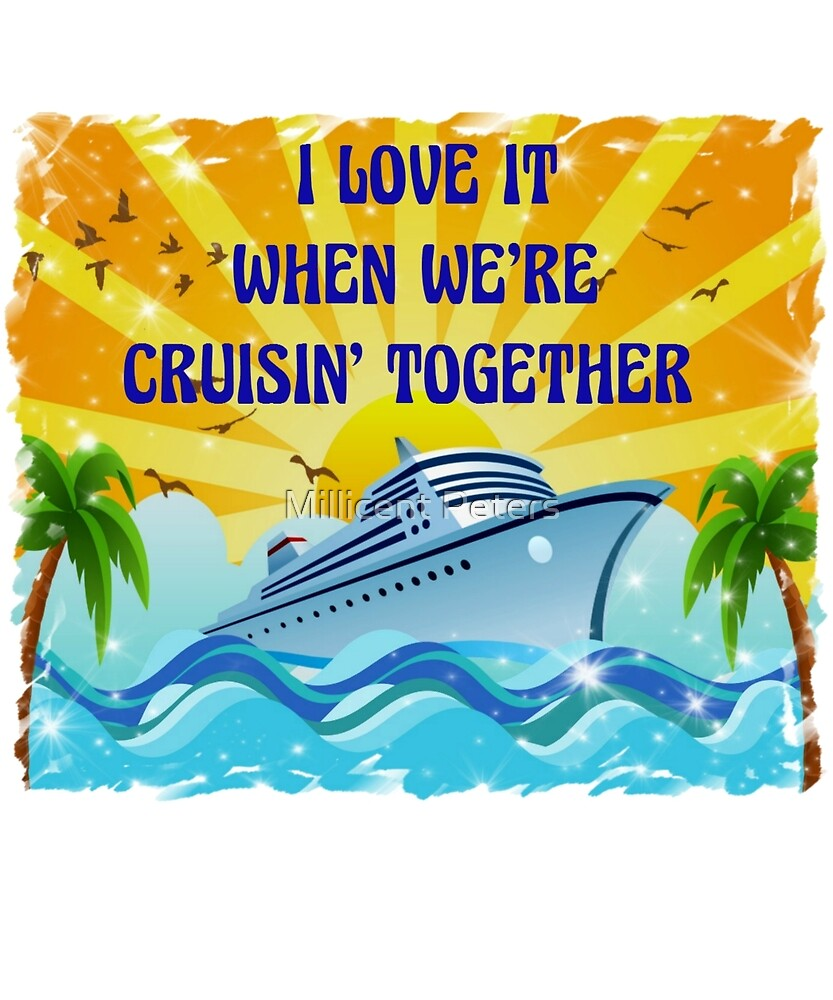 Cruising Together Island Trip  by LuckyContestant