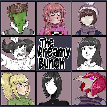 The Dreamy Bunch by OliviaDierker
