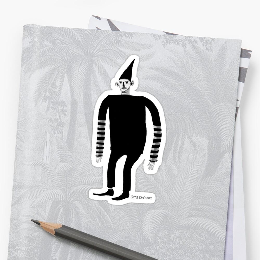 Secret Guy by greg orfanos