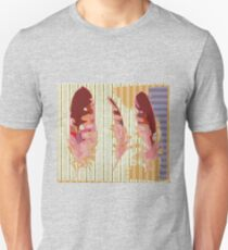 Three Feathers T-Shirt