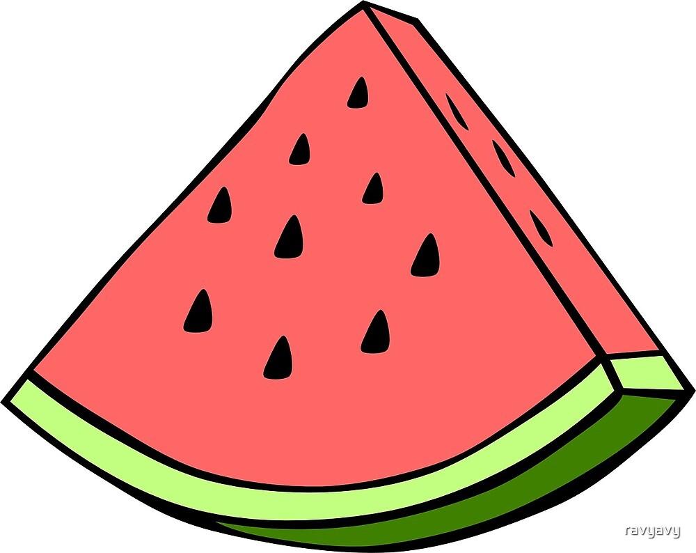 Watermelons by ravyavy