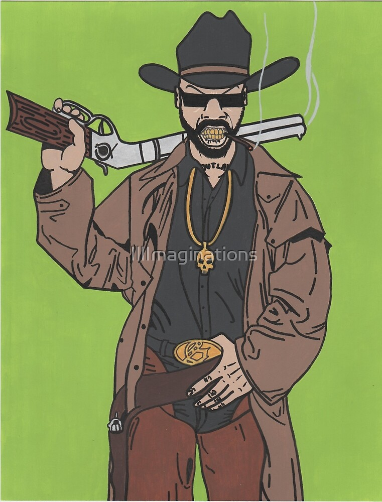 Ghetto Cowboy by IllImaginations