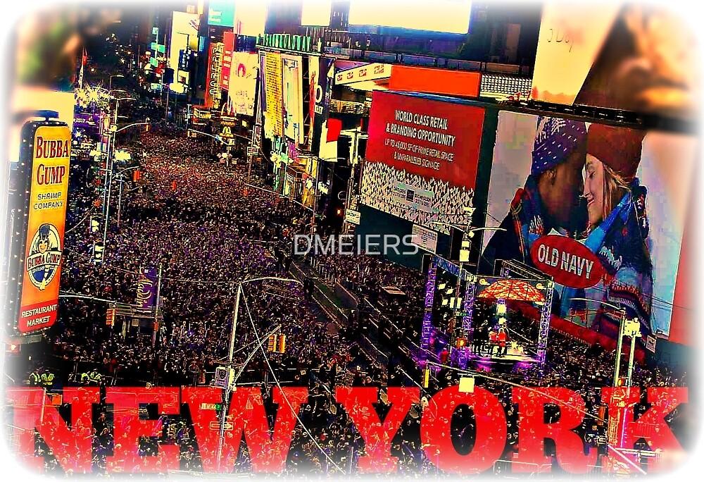 NEW YORK ART WORK NEWS by DMEIERS